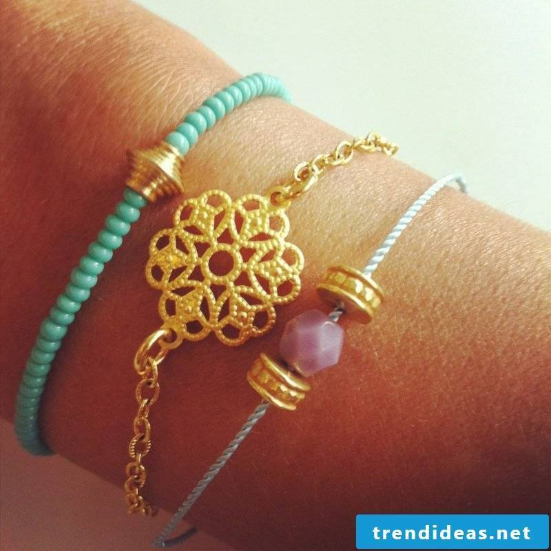 DIY bracelet design