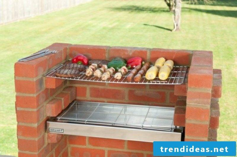 Barbecue Brick original design ideas