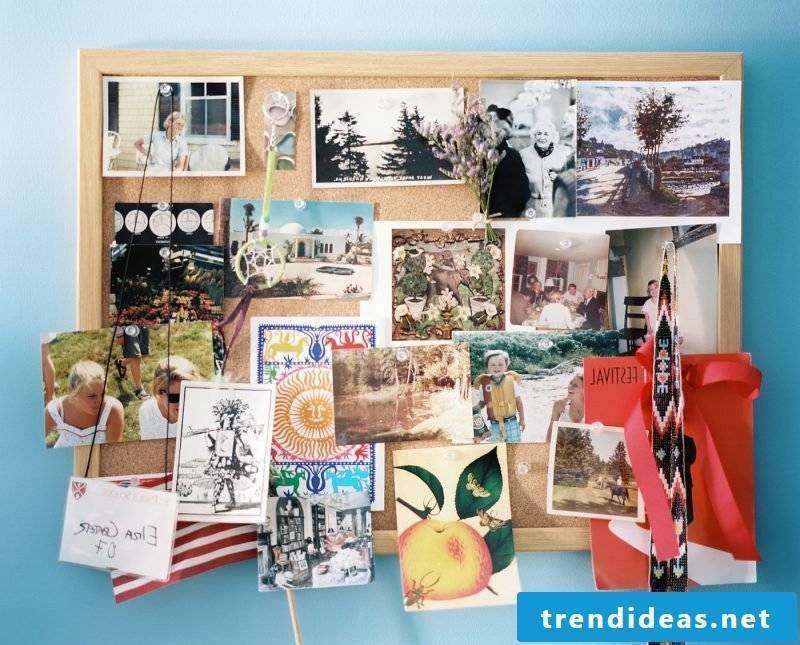 pin board itself make different