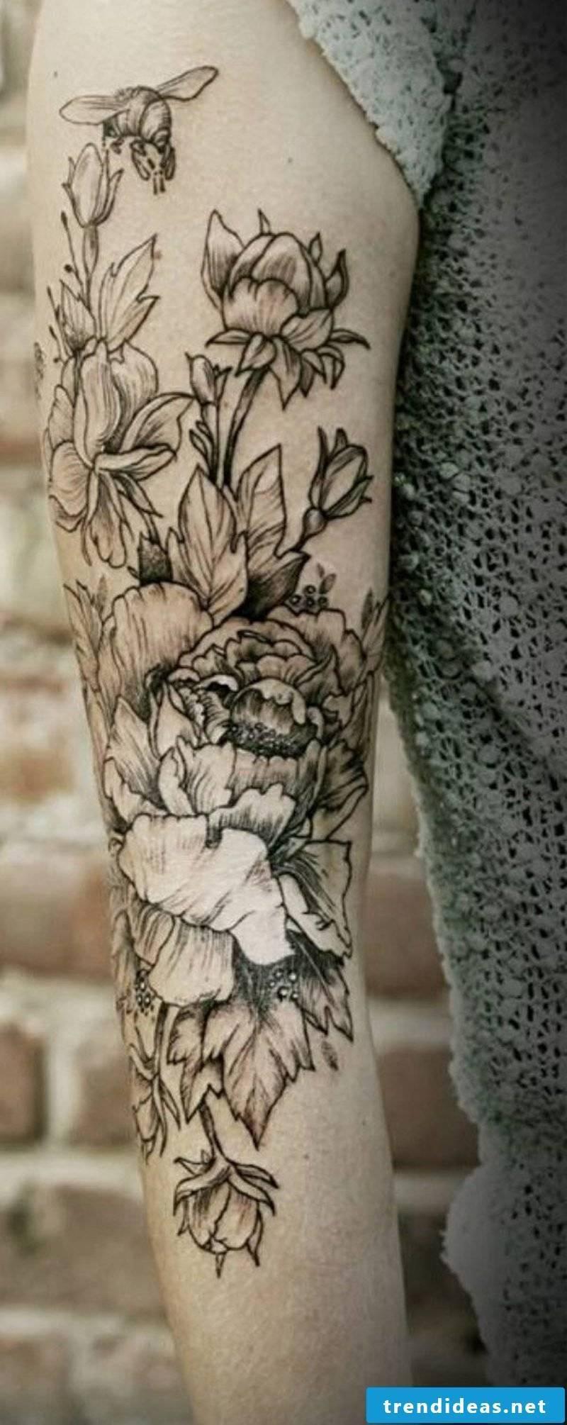 Very realistic tattoo