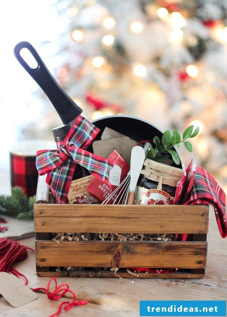 Homemade gifts for your parents for Christmas