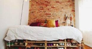 12 creative ideas for DIY bed!