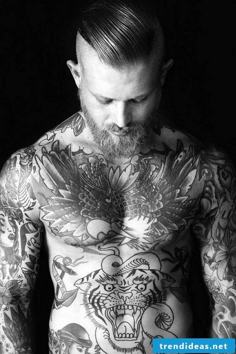 best tattoos - Traditional tattoos