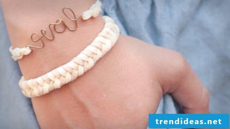 DIY bracelet summer