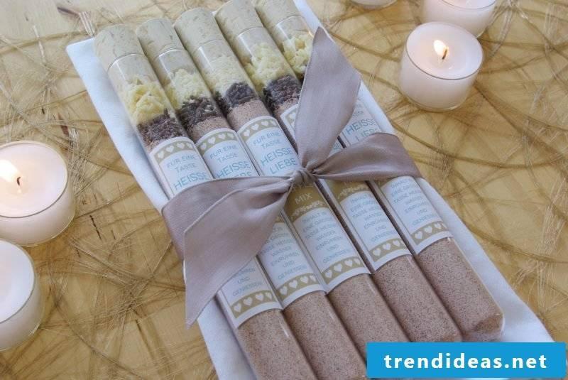 Give Aways Wedding Coffee