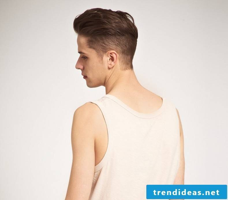 Men's short hairstyles idea