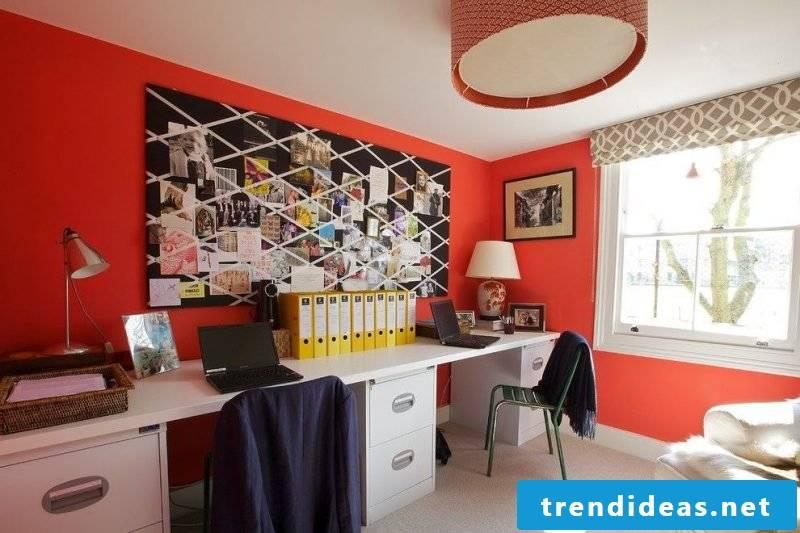Memo board itself make Office