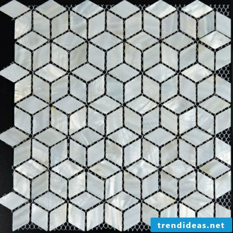 interesting tile pattern