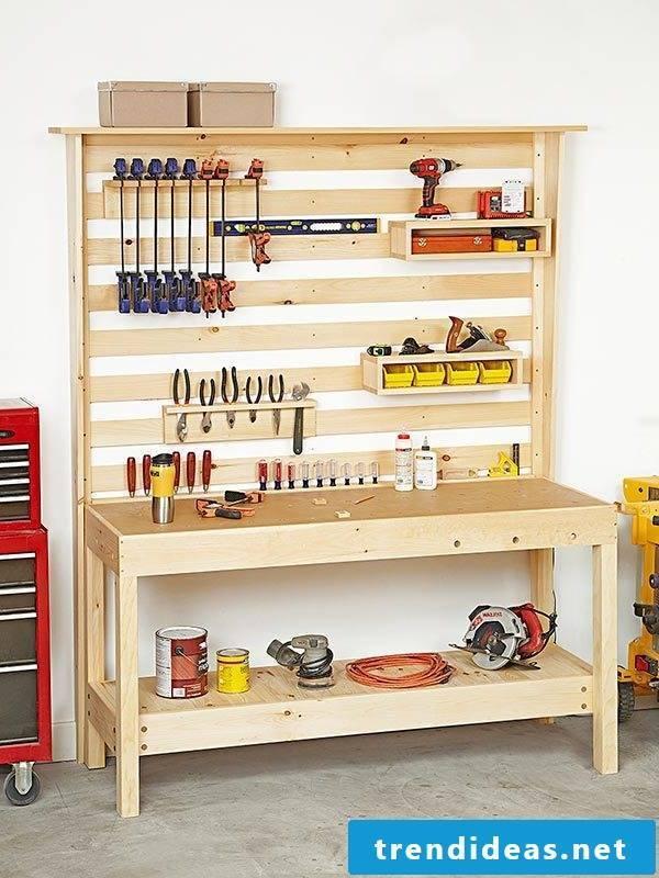 Workbench self build instructions