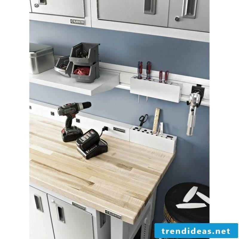 Workbench self build DIY workbench