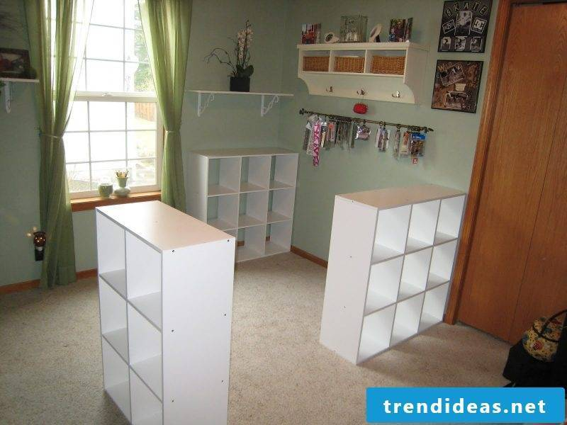 Creating a workshop - the paradise for home improvement and craftsmen