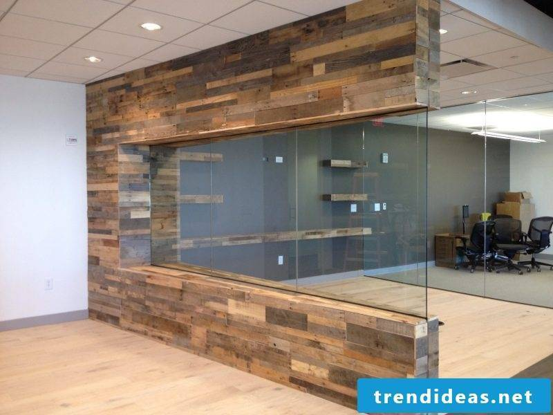 wooden wall cladding attractive