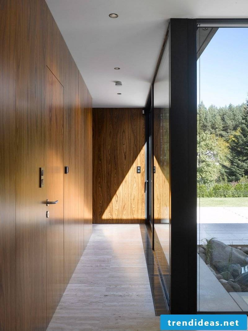 wood wallcovering suitable