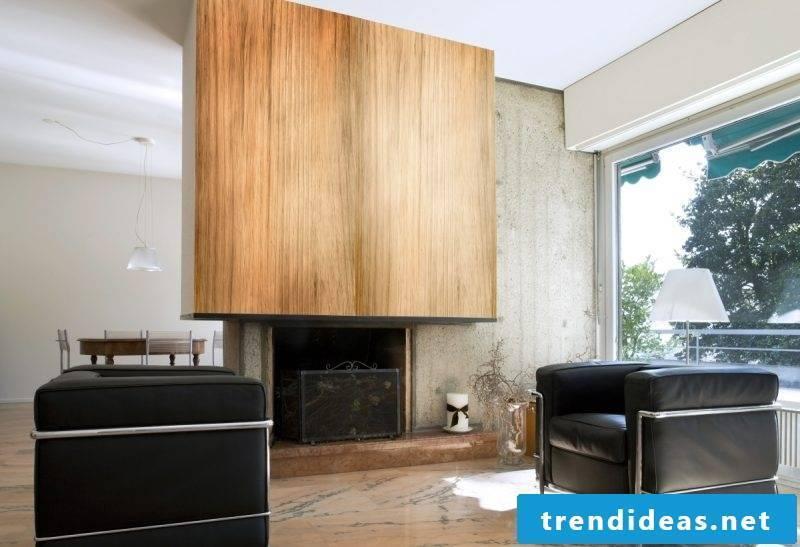 wood wall paneling creative