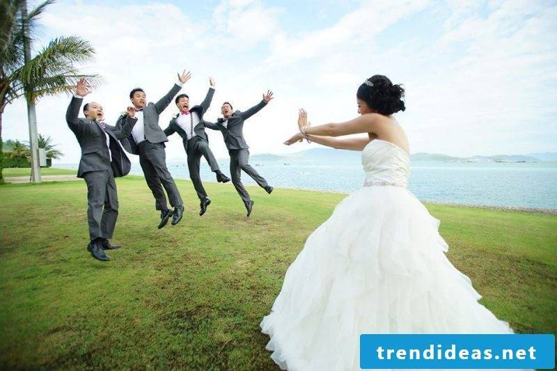 Wedding pictures funny ideas