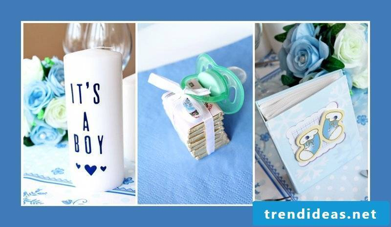 baby shower deco gifts