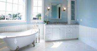 20 ideas for beautiful bathrooms