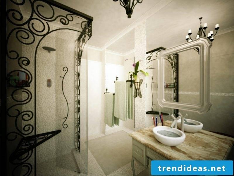 nice bathrooms