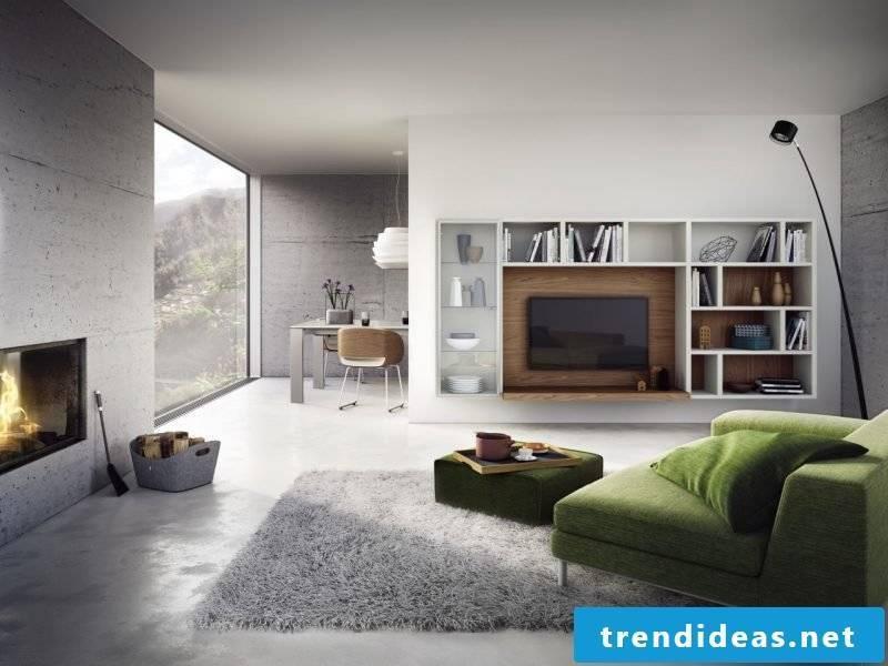 hülsta living wall elegant