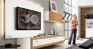 20 stylish ideas to design Hülsta living room wall