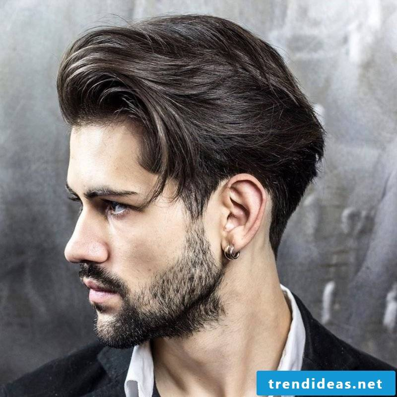 modern men's hairstyles negligently