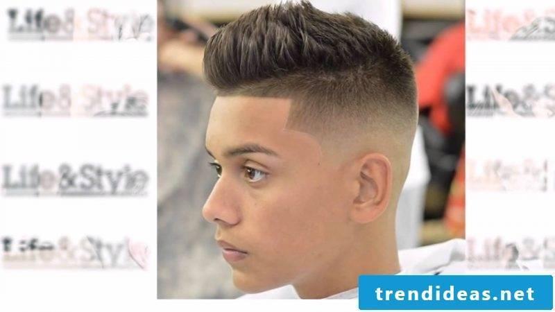 modern men's hairstyles new