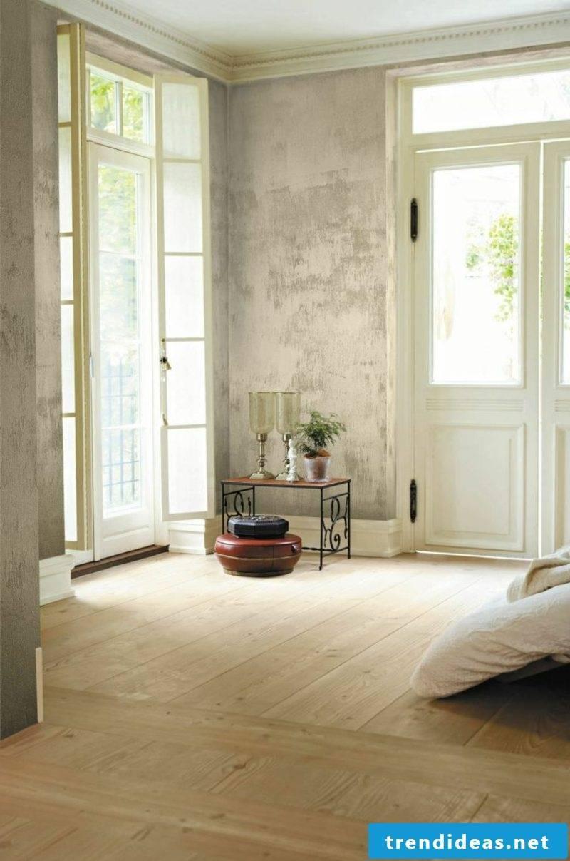 Decorative plaster original color scheme white and gray