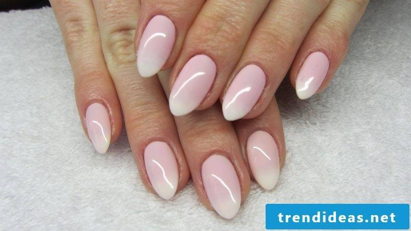 Nail modeling Pictures: You decide the shape to your taste