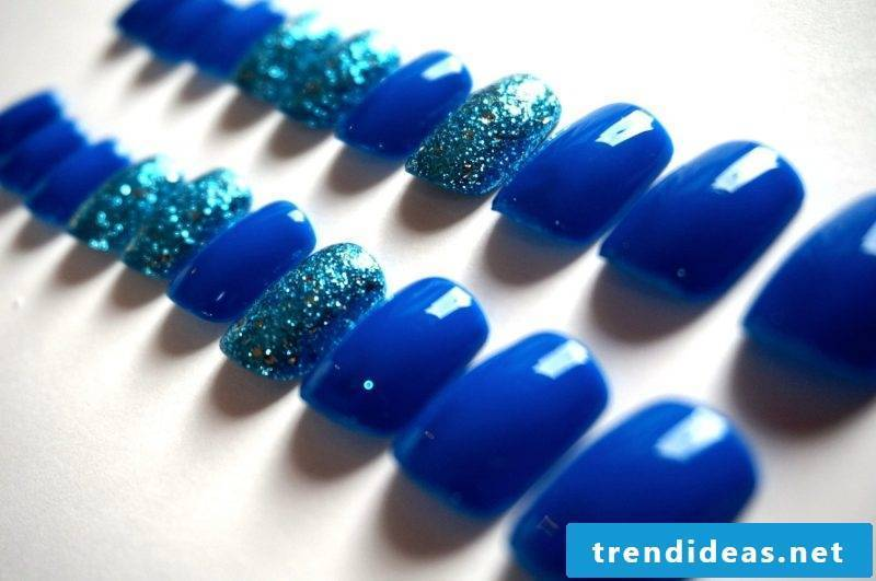Nail modeling pictures: You can buy these from any drugstore
