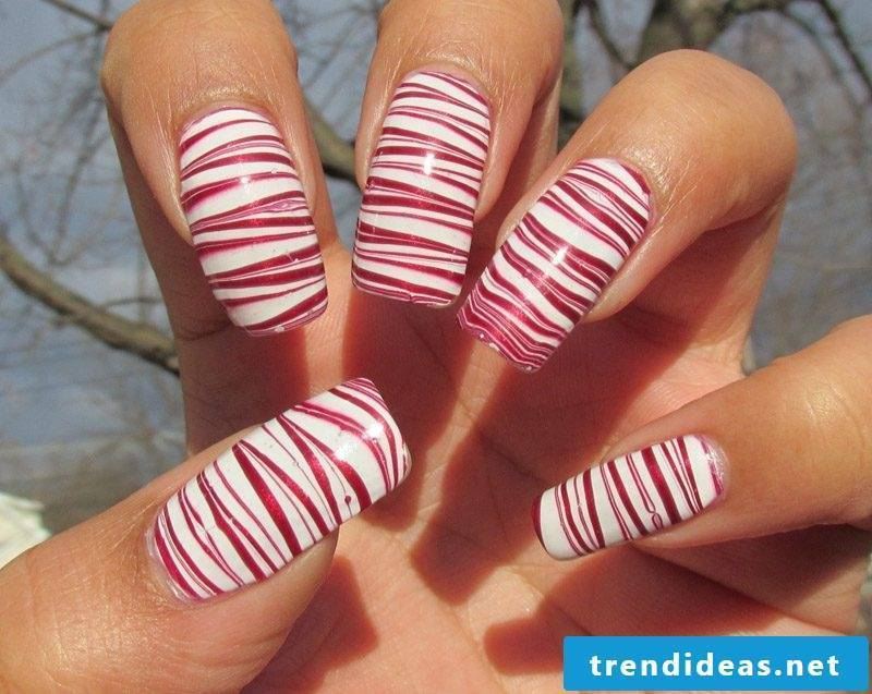 Nail modeling Pictures: Acrylic Design