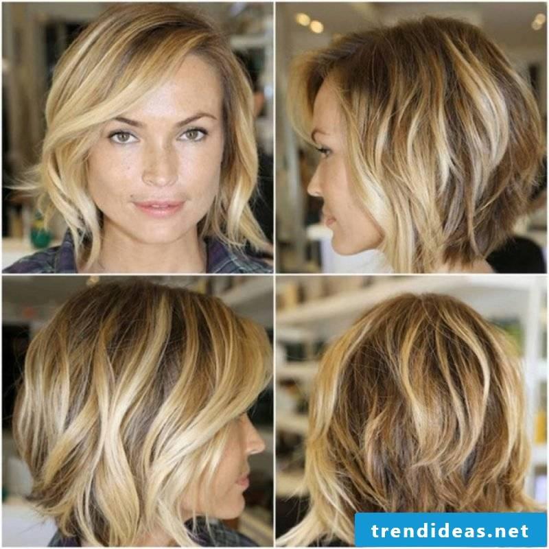 medium-length hairstyles tutorial