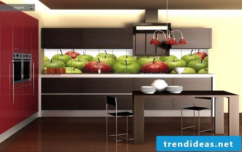 kitchen wall design fresh