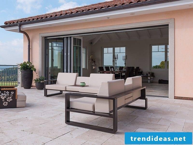 balcony floor stylish