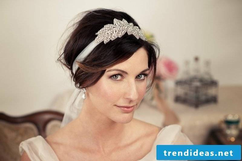 Hairstyles with hairband creative ideas wedding
