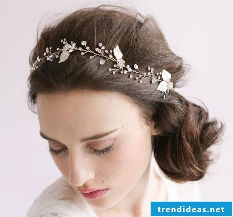 Hairstyles with hairband stylish updo