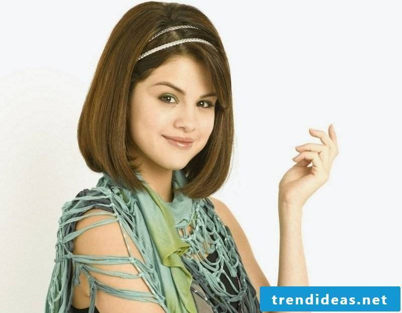 Hairstyles with hairband Bob Hairstyle