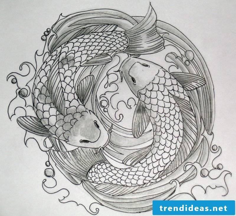 Tattoos free fish