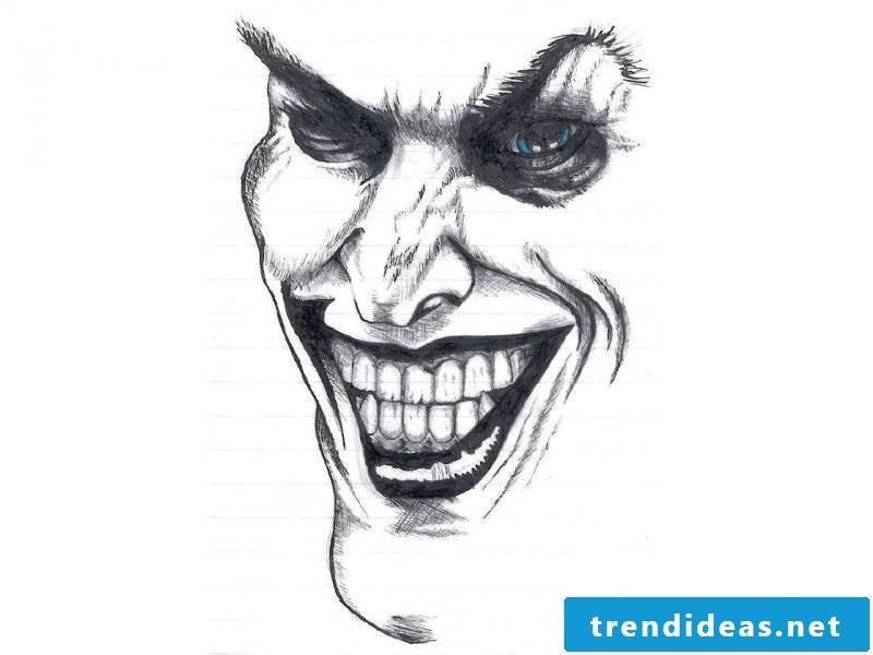 Tattoo templates free Joker