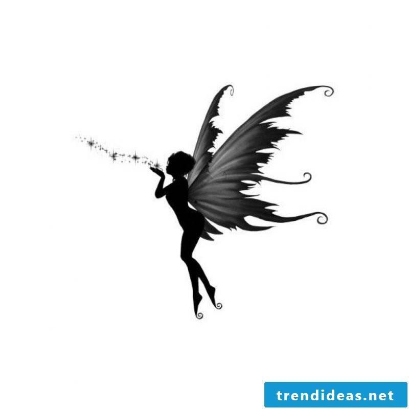 Tattoo templates free fairy