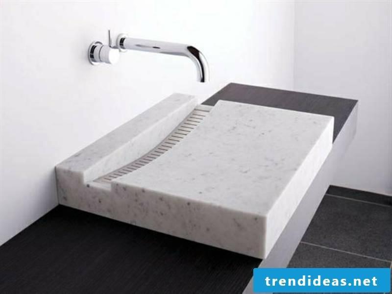 new minimalist sink
