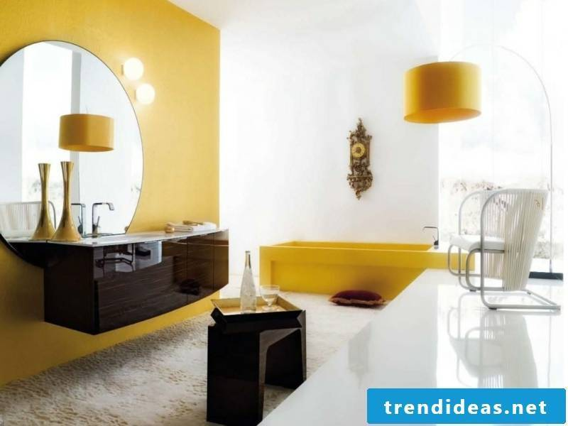 recreation in yellow