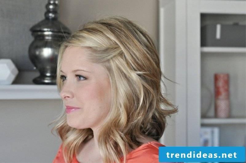 Ladies hairstyles curls