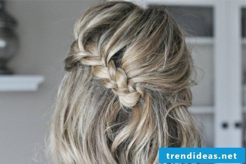 Interesting braid ladies hairstyles