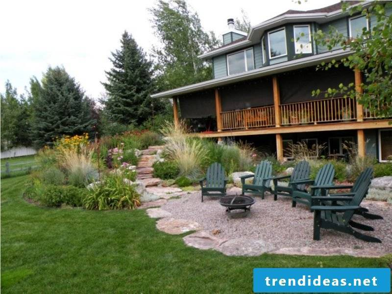 Kisgarten invest: Ideal front yard is with gravel