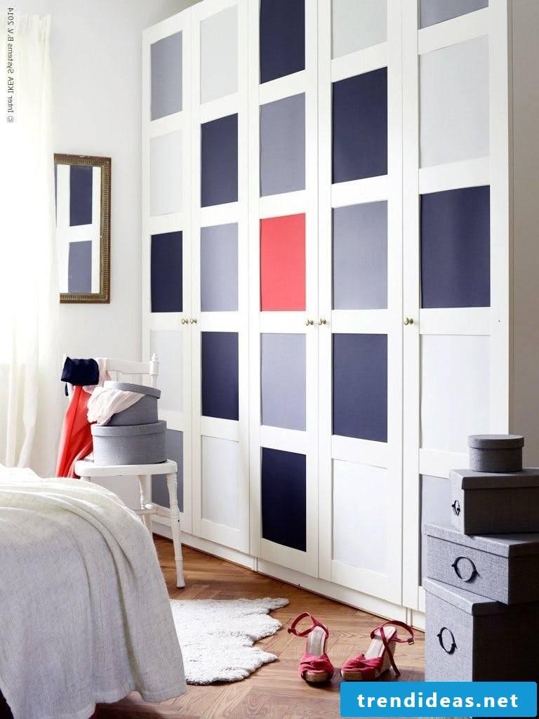 Pimp Ikea wardrobe design