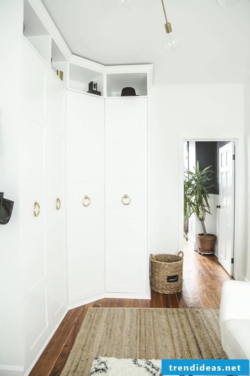 Pimp Ikea wardrobe ideas: instructions