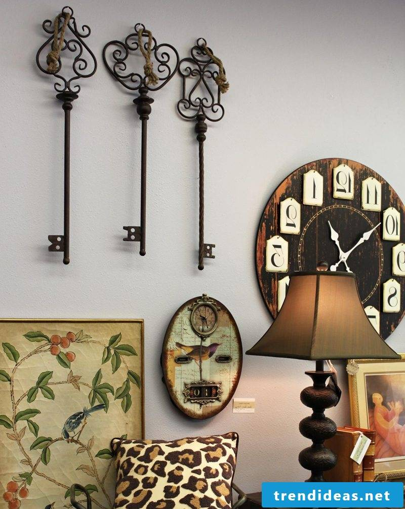 country house decoration imaginative