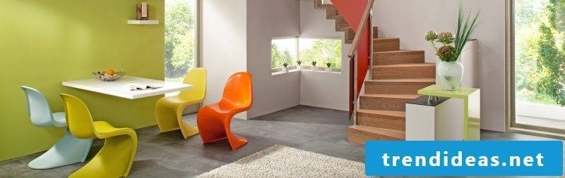 Bring personal touch in the design of bolt stairs