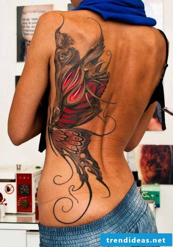 Tattoo butterflies ideas