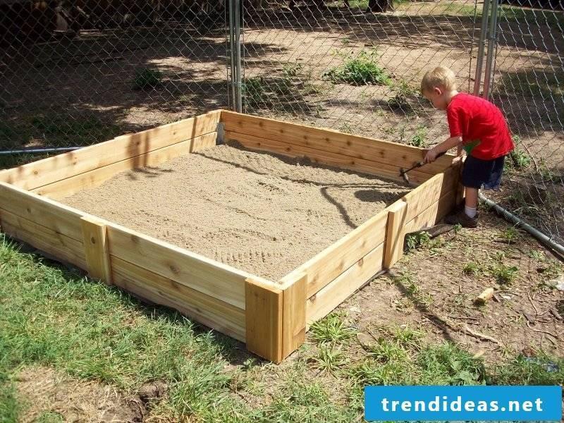 Sandbox build instructions